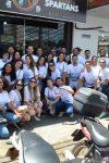 Acadêmicos do Centro Universitário FIMCA comparecem em peso no ENADE 2019