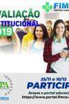 Venha fazer a Avaliação Institucional 2019 do Centro Universitário Aparício...