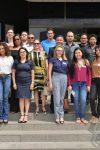 Acadêmicos de Direito da FIMCA realizam visita ao Tribunal de Justiça de...