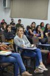 CALOUROS DE VETERINÁRIA SÃO RECEPCIONADOS PELO DR. APARÍCIO CARVALHO