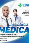 FIMCA abre inscrições para programa de Residencia Médica