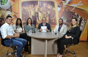 Sala de Opinião com Dr. Aparício Carvalho fala sobre as atualizações do Covid-19