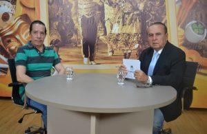 Sala de Opinião com Dr. Aparício Carvalho recebe  DR. JUAN MIGUEL – FIOCRUZ-RO