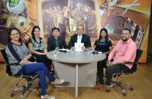 Sala de Opinião com Dr. Aparício Carvalho fala sobre o avanço do Covid-19