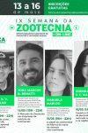 Curso de Zootecnia promove Webinário com palestras