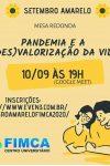 Roda de Conversa: Pandemia e a (Des) valorização da vida