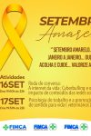 Setembro Amarelo: Roda de conversa online nesta quarta e quinta