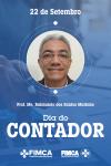 Dia do Contador: Conheça a trajetória profissional do professor Me. Raimundo...
