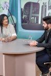 Sala de Opinião: Dra. Mafra Meris, coordenadora Nacional do programa Jovem...