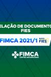 Veja aqui a Relação de documentos para o FIES 2021
