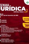 II Semana Jurídica Virtual da FIMCA foi um sucesso