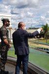 Novo Comandante da 17ª Brigada de Infantaria de Selva realiza visita a FIMCA