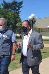 Ministro da Saúde Marcelo Queiroga visita o Centro Universitário FIMCA