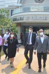Diretoria da OAB de Rondônia visita o Centro Universitário FIMCA
